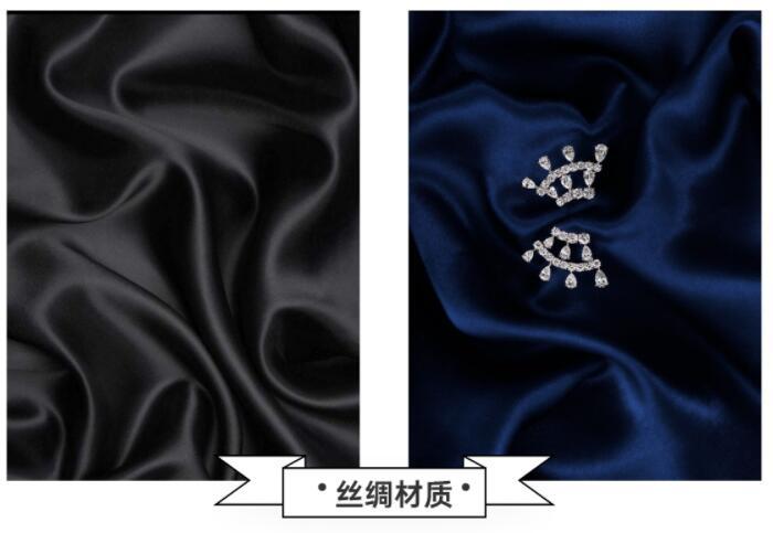 广告设计理念-塑造质感-丝绸